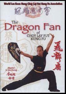 Dragon Fan of Choy Lay Fut Kung Fu- dvd