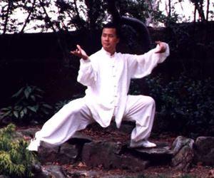 Picture of Custom Tai Chi Uniform -Microfiber
