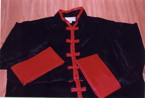 Picture of Traditional Kung Fu Uniform