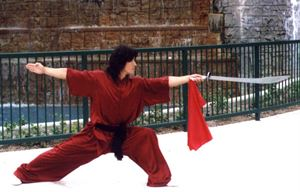 Picture of Wushu Kung fu Uniforms