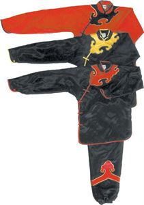 Picture of Female Spade Kung fu Uniforms