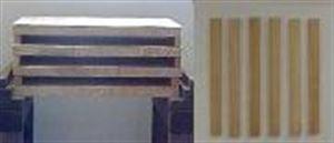Picture of Karate Breaking Board Wood Spacers