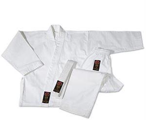 Picture of Proforce Medium Weight Karate Uniform- White (100% cotton)
