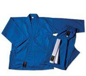 Picture of Gladiator 7.5 oz. Medium Weight Karate Uniform - Blue