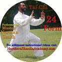 Picture of Tai Chi Yang Style 24 Form-DVD