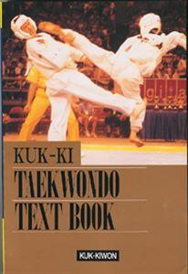 Picture of Kuk-Ki Taekwondo Text Book