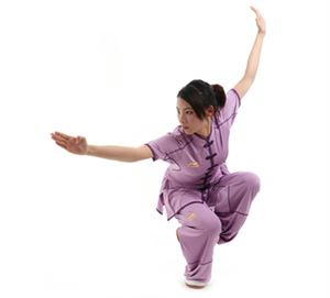 Picture of Competition Wushu Uniforms - Female