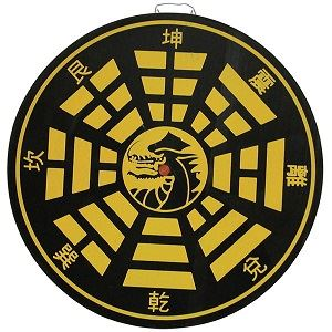 Picture of Deluxe Dragon Target Board