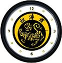 Picture of Shotokan Tiger Wall Clock