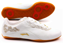 Picture of White Kung Fu & Tai Chi Shoes
