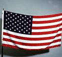 Picture of USA Wall Flag