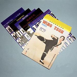 Picture of Wing Tsun Poster Set