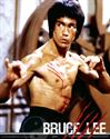 Picture of Bruce Lee Body Pose - Poster