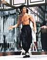 Picture of Bruce Lee Mirror -Poster