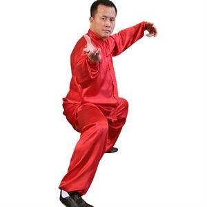 Picture of Tai Chi  Washable Satin Silk Uniform
