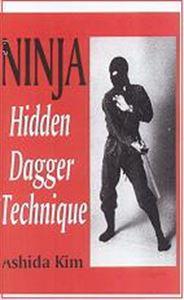 Picture of Ninja Hidden Dagger Techniques- Book