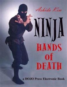 Picture of Ninja Hands of Death -Book