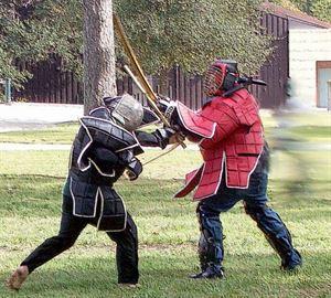 Picture of Authentic Escrima/ Kali Reversible Body Protector