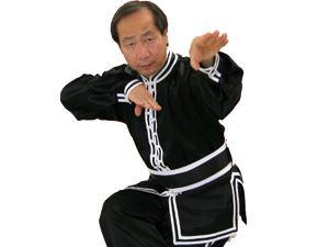 Picture of Jow Ga Kung fu Uniform w/ Double Trim