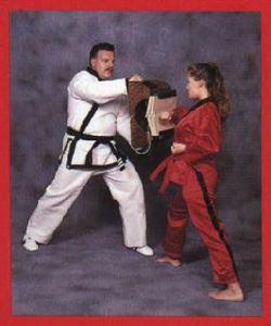 Picture of Black Belt Master Board Holder
