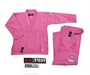 Pink Fuji IBJJF Uniform