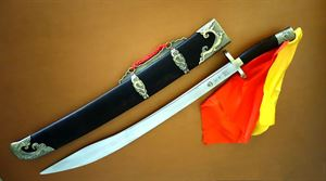 Picture of Three Kingdom Broadsword
