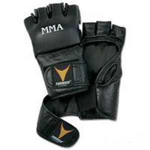 Picture of Thunder Leather MMA Gloves