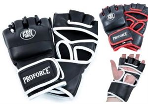 Picture of Proforce Gladiator Premium Leather MMA Fight Gloves