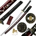 Picture of Ten Ryu HAND FORGED SAMURAI SWORD