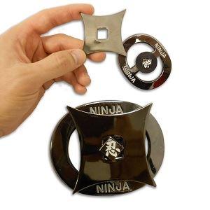 Picture of Ninja Star Belt Buckle