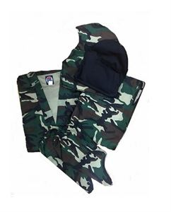 Picture of Camouflage Ninja Uniform