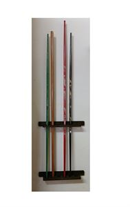 Picture of Bo Staff  8 Wall Display Rack