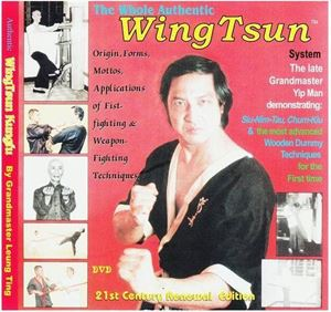 Picture of The Authentic Wing Tsun Kung Fu- DVD