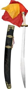 Picture of Spring Steel Long Chuan Broadsword